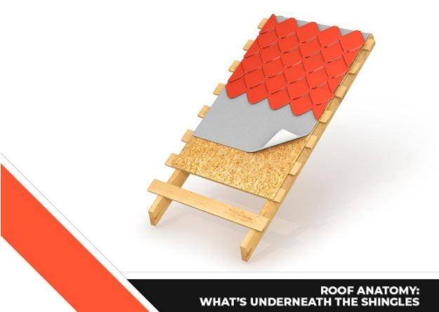 Roof Anatomy: What's Underneath the Shingles